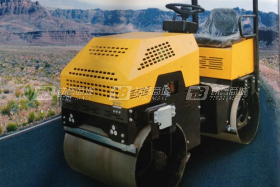 路维FYL-850S双钢轮压路机