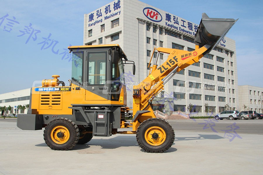 信邦wuxi sida 485轮式装载机