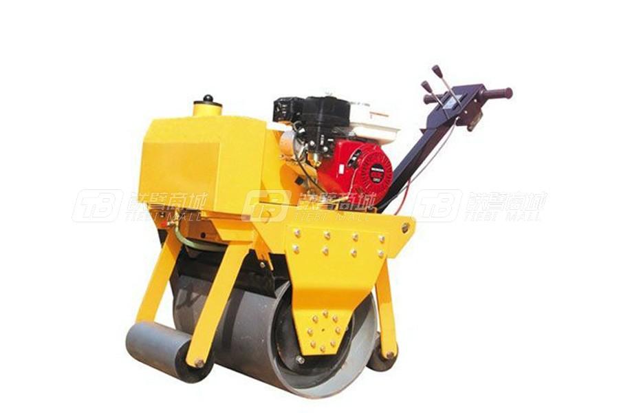 峰源机械FYYL-600A手扶式单钢轮振动压路机
