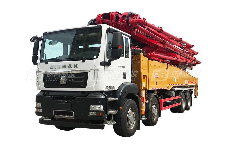 三一SYM5448THB 560C-8A混凝土泵车