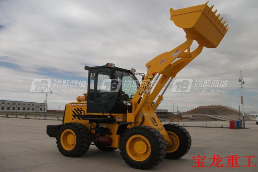 甘肃宝龙ZL26轮式装载机