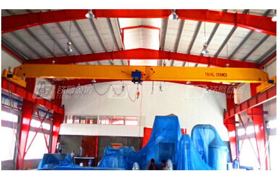 泰沃机械LDC低净空单梁桥式起重机