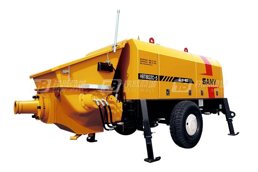 三一HBT8022C-5拖泵
