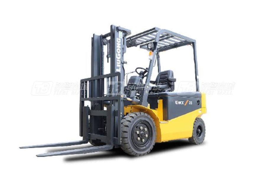 柳工CLG2030A-S四支点单驱3.0T电动平衡重式叉车