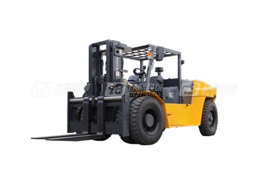 柳工CLG2100H进内燃10.0T箱型平衡重式叉车