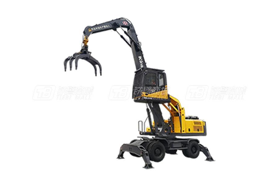 勤牛QN3700加长臂挖掘机