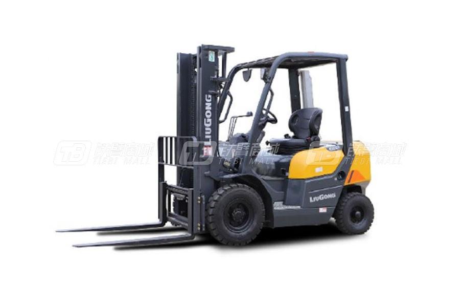 柳工CLG2020G内燃2.0T平衡重式叉车