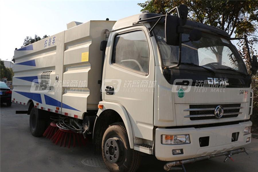 程力专汽CLW5081TSLD5东风大多利卡扫路车(2.5水/4.5