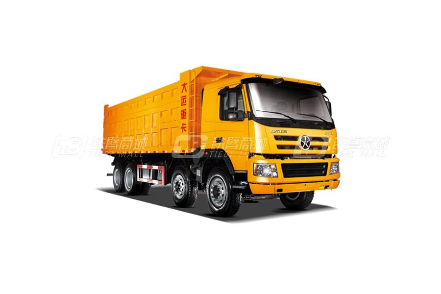 大运新N8E 8x4自卸车