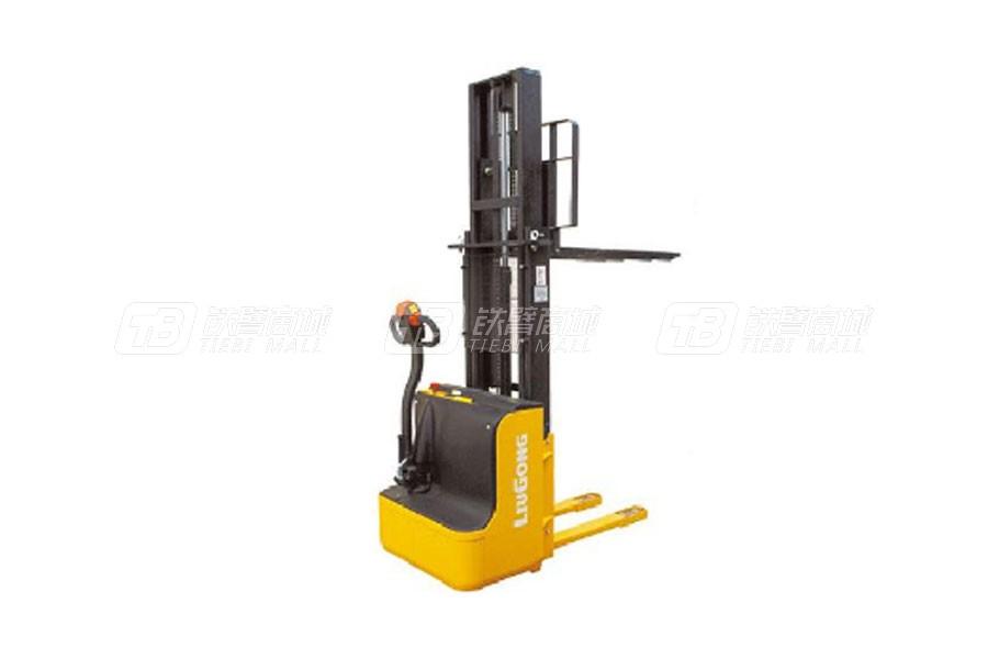 柳工CLG2015H-WF3偏置式1.5T电动托盘堆垛车