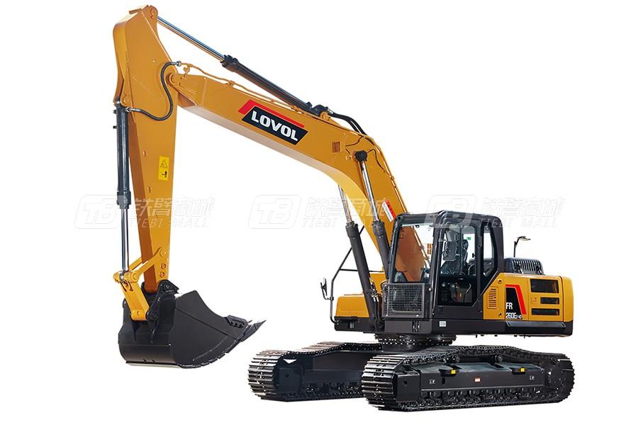 雷沃重工FR260E2-HD履带挖掘机