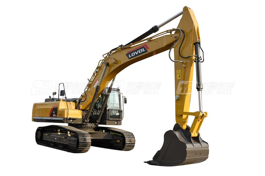 雷沃重工FR330E2-HD履带挖掘机