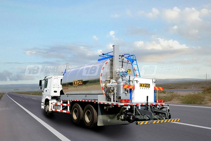 高远圣工HGY5256GLQ橡胶沥青洒布车