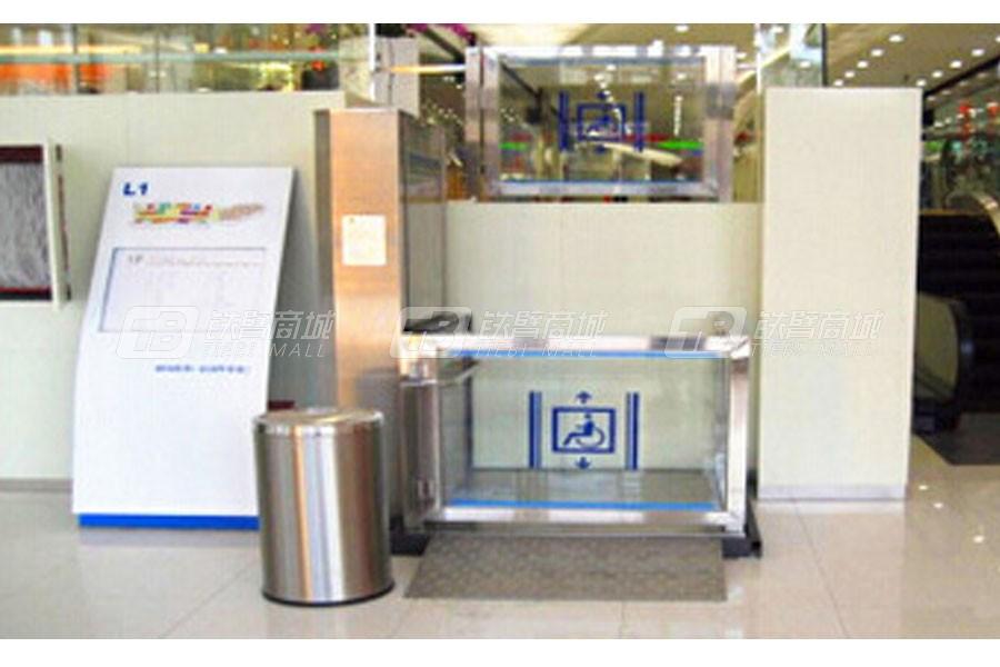 泰沃机械SJD0.25-2.0家用升降平台、电梯