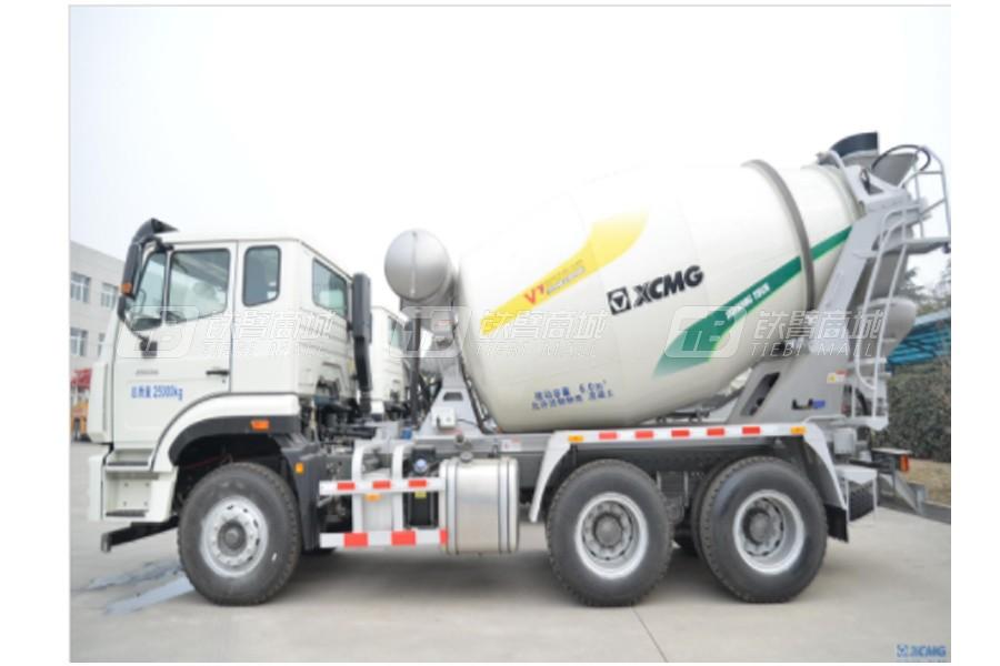 施维英XZJ5257GJBBM混凝土搅拌运输车