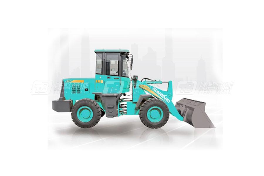 山河智能SL18W轮式装载机