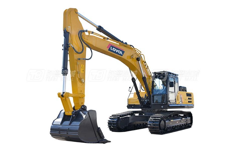 雷沃重工FR390E2-HD履带挖掘机