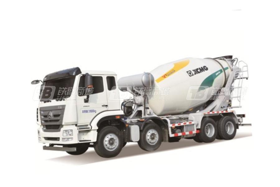 施维英XZJ5317GJBBM混凝土搅拌运输车