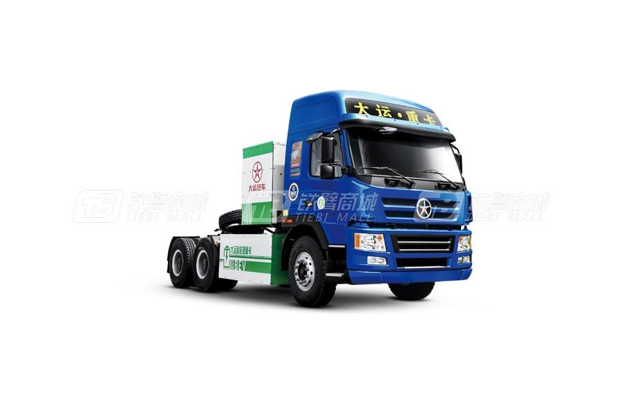 大运E8 6x4新能源牵引车