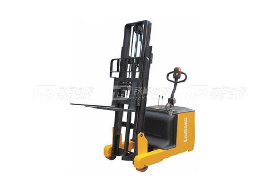 柳工CLG2010H-WC电动平衡重式堆垛车