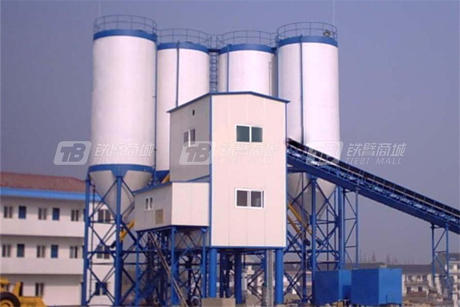 合元建机HZS180混凝土搅拌站