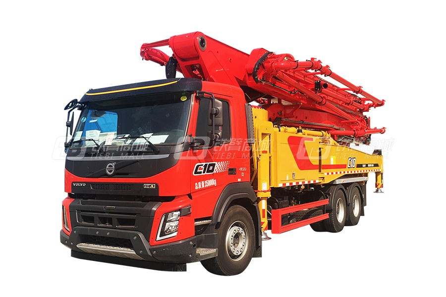 三一SYM5357THB 520C-10混凝土泵车