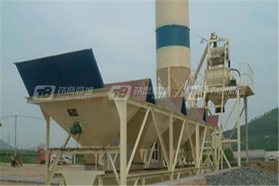 合元建机HZS25混凝土搅拌站