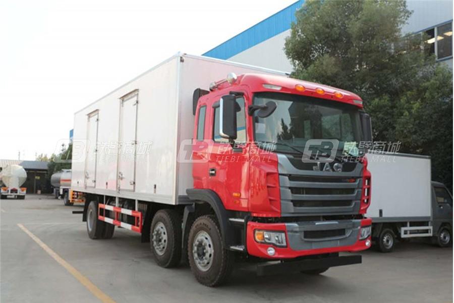 程力专汽HFC5251XLCP1K4D54V江淮格尔发小三轴冷藏车(