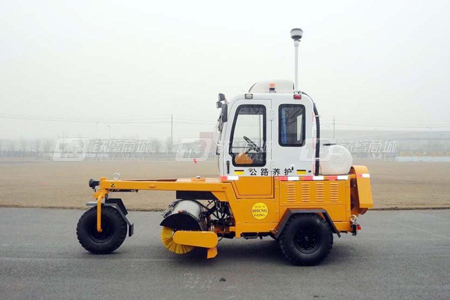高远圣工GYQS1500E强力清扫机