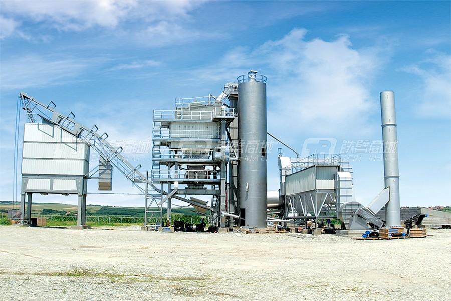 东南机械LB1500成品料仓旁置式沥青搅拌设备