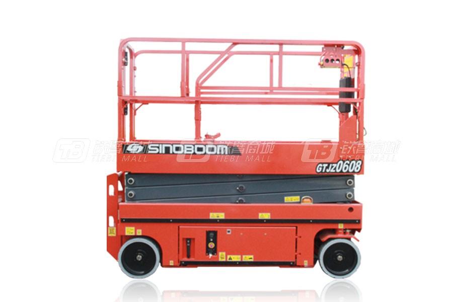 星邦重工GTJZ0608剪叉式高空作业平台