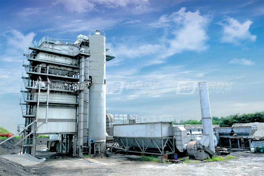 东南机械LBP3000成品料仓底置式沥青搅拌设备