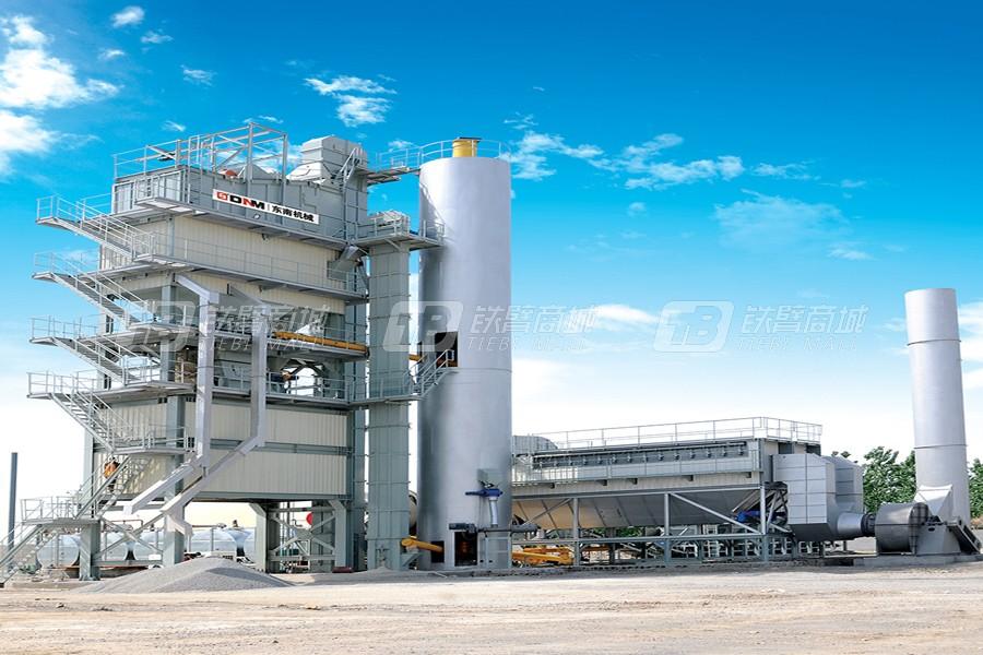 东南机械LBX4000小成品料仓式沥青搅拌设备