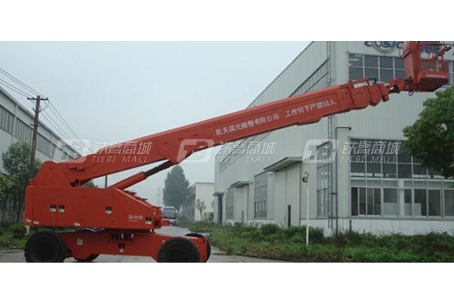 航天晨光CGJ-PS-26B自行走伸缩臂式高空作业平台