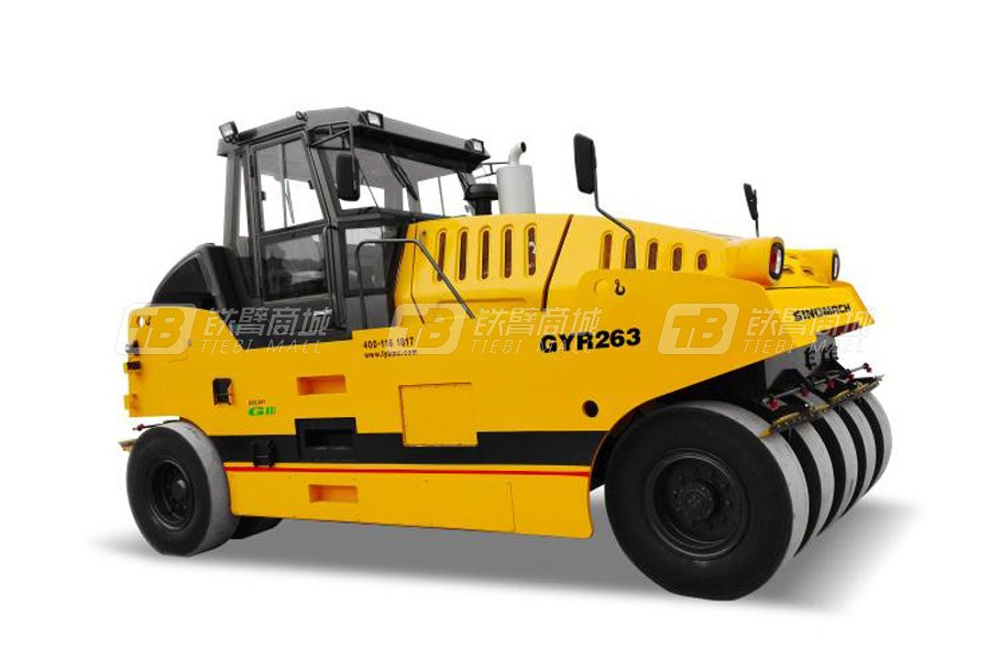 国机洛建GYR303轮胎压路机