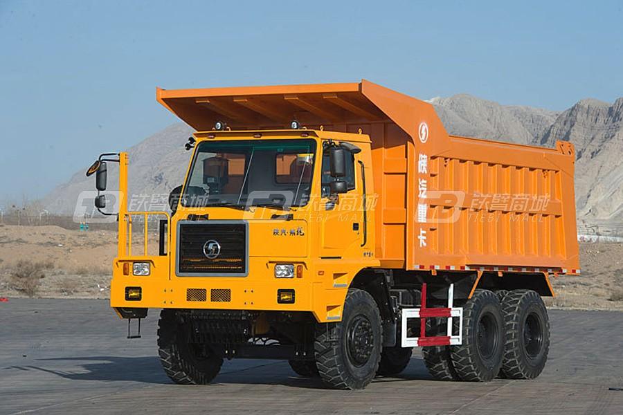 陕汽专用车SX5885ZPT38490矿用卡车