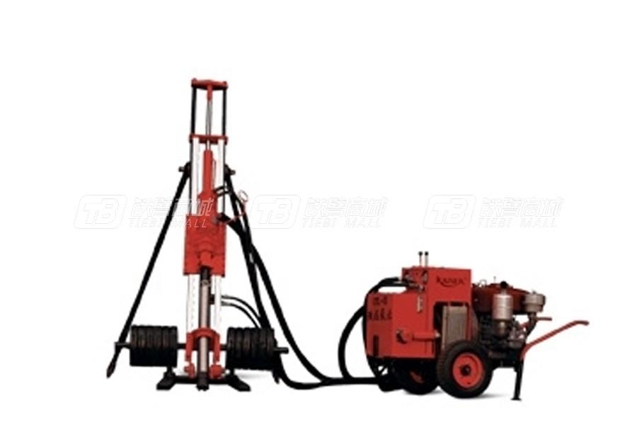 开山KQY90气液联动潜孔钻机