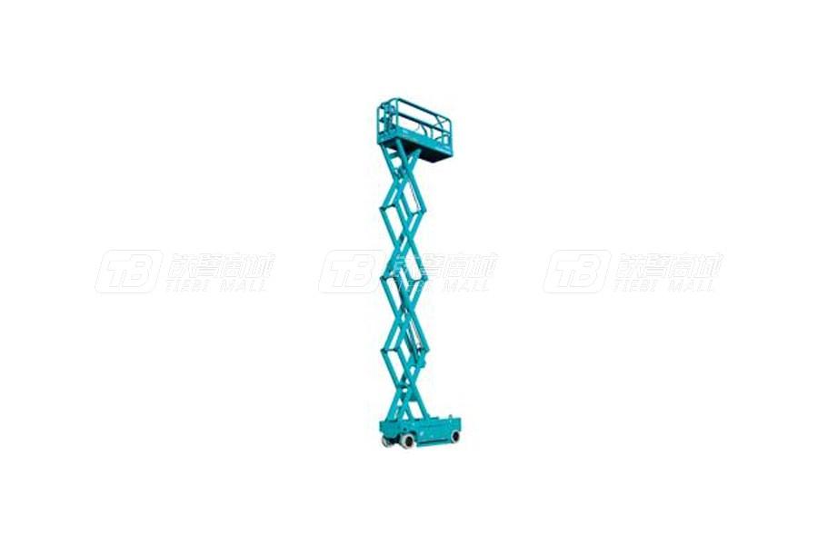 埃尔曼ENTL045垂直升降型轮胎式高空作业平台