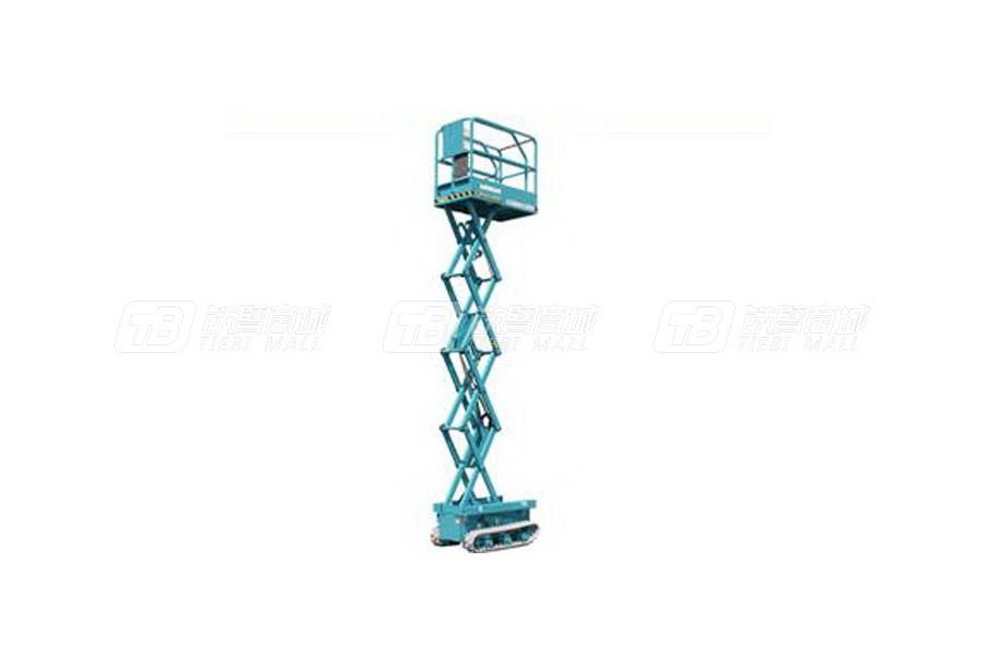 埃尔曼ENCL040垂直升降型履带式高空作业平台