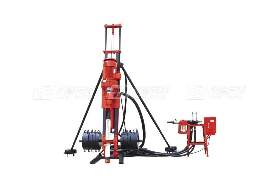 开山KQD120电动潜孔钻机