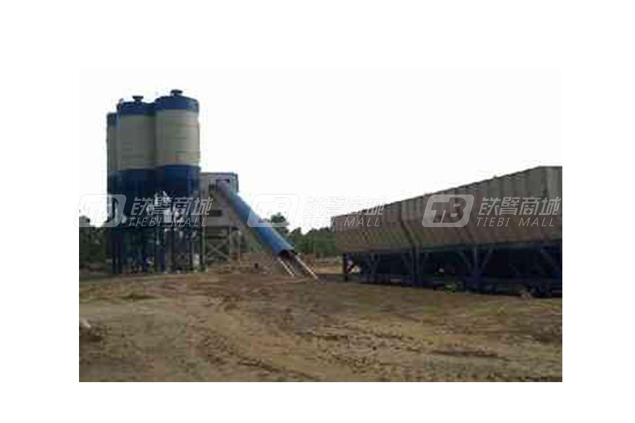 德科达MWCB300模块式水泥混凝土搅拌设备