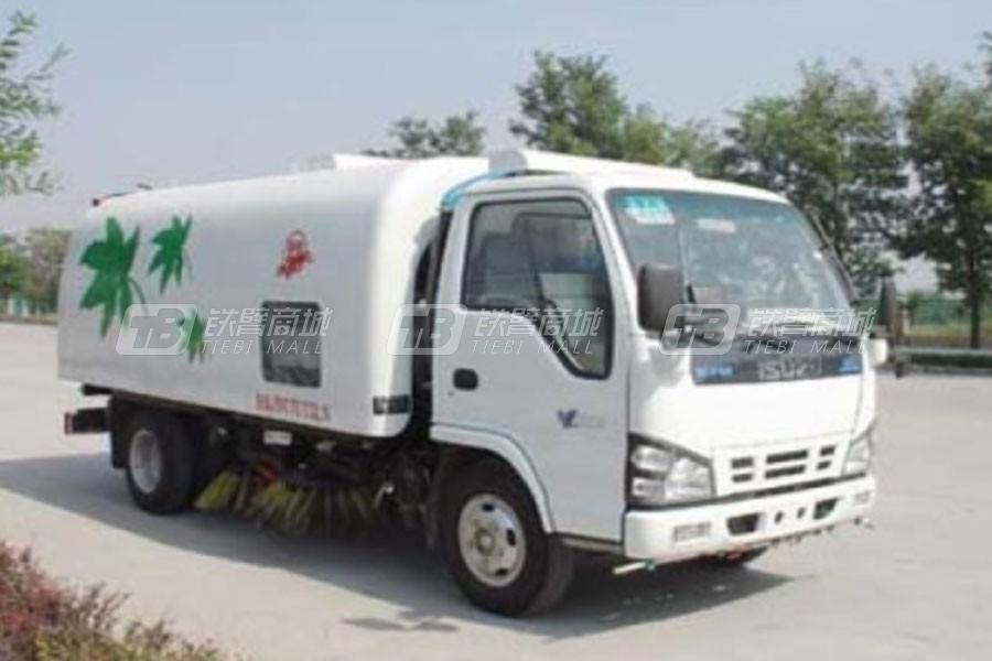 亚洁BQJ5070TSLN扫路机