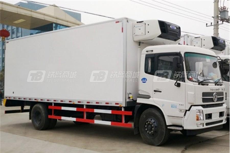 程力专汽DFH5160XLCBX2DV东风天锦冷藏车(厢长7.8米)