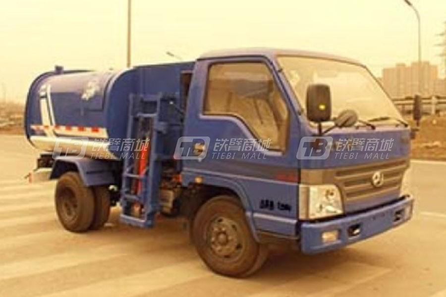 亚洁BQJ5050ZZZQ自装卸式垃圾车