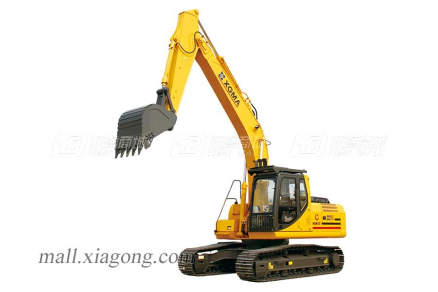 厦工XG822 i智能履带挖掘机