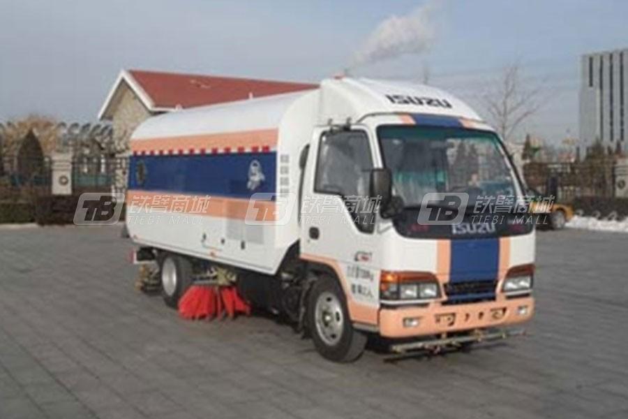 亚洁BQJ5070TXSN洗扫车