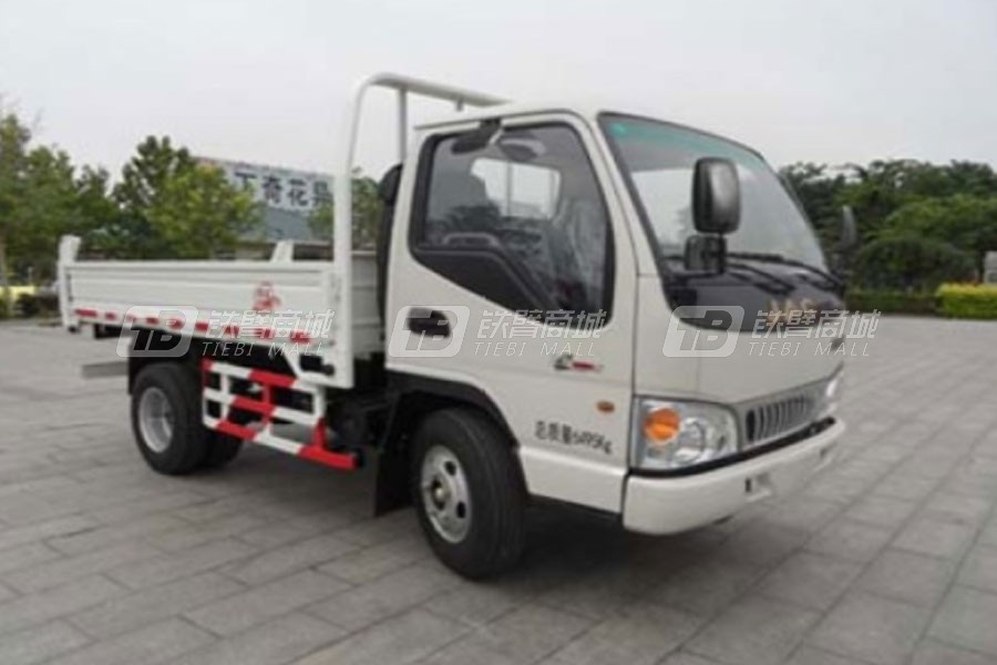 亚洁BQJ5060ZLJH自卸式垃圾车