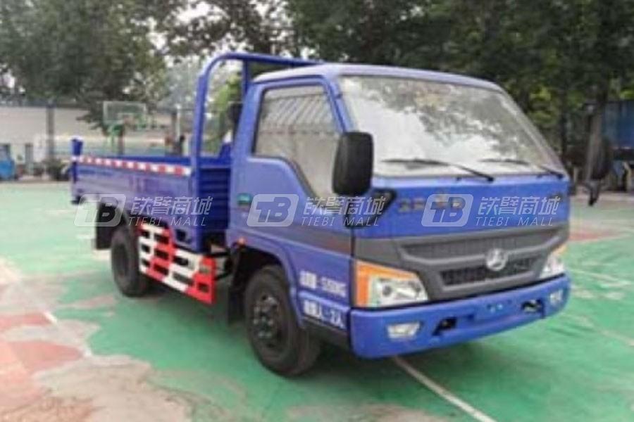 亚洁BQJ5052ZLJQ自卸式垃圾车