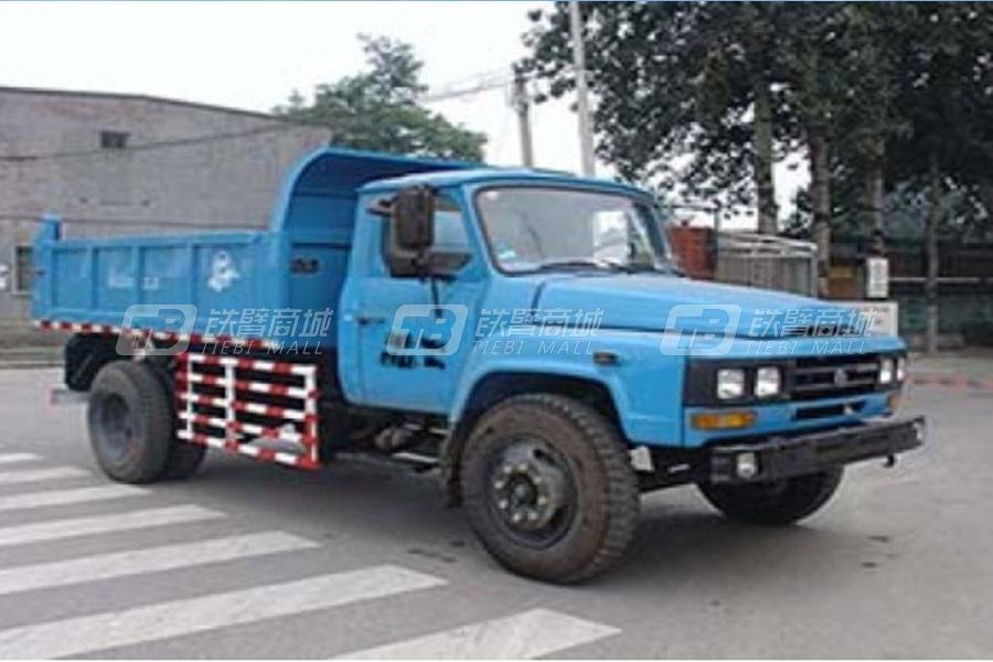 亚洁BQJ5091ZLJE自卸式垃圾车