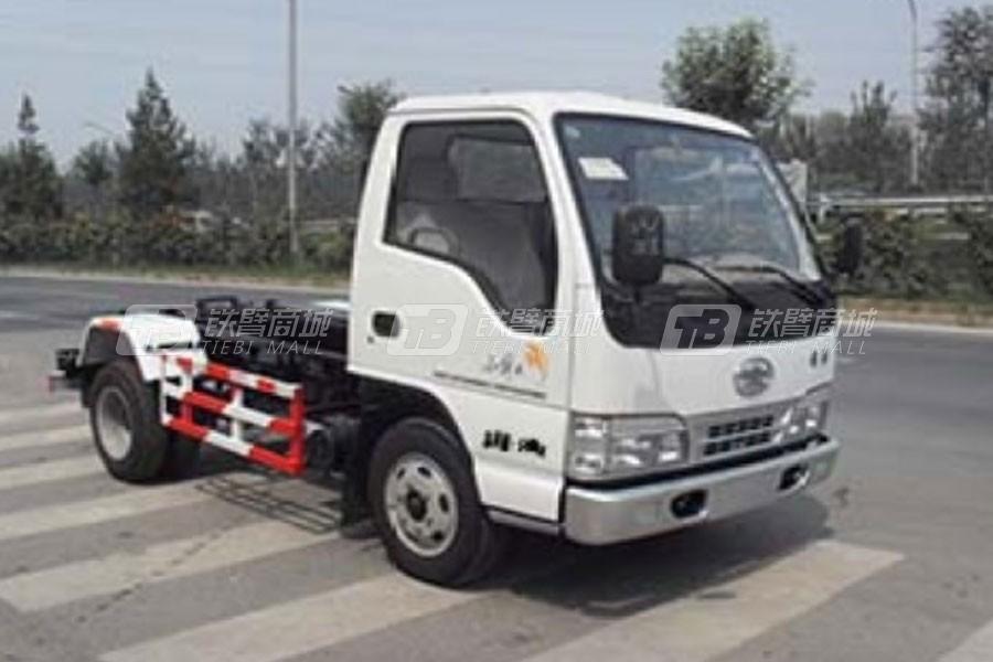 亚洁BQJ5050ZXX车厢可卸式垃圾车
